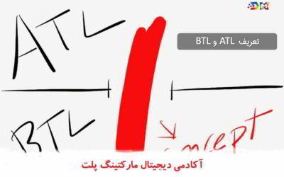 مفاهیمی نظیر ATL و یا BTL | روز دوازدهم