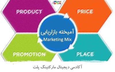 آمیخته بازاریابی و یا Marketing Mix | روز اول