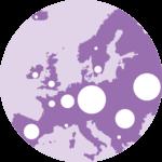 نقشه حبابی – Bubble Map